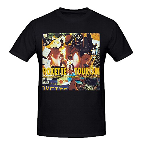 Roxette Tourism T Shirt for Men
