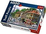 "Trefl ""Street of Paris Puzzle (6000-Piece, Multi-Colour)"