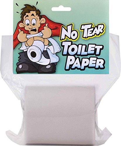 Kinder Halloween Kostümparty Requisite praktischer Gags Tricks kein Tear Toilettenpapier