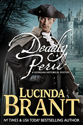 Deadly Peril: A Georgian Historical Mystery (Alec Halsey Mystery Book 3) (English Edition)