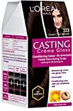 #5: L'Oreal Paris Casting Creme Gloss, Sonam's Dark Chocolate 323, 87.5+72ml.
