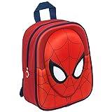 Speel Goed Spmu 8222PR–Spiderman Backpack Junior 3D