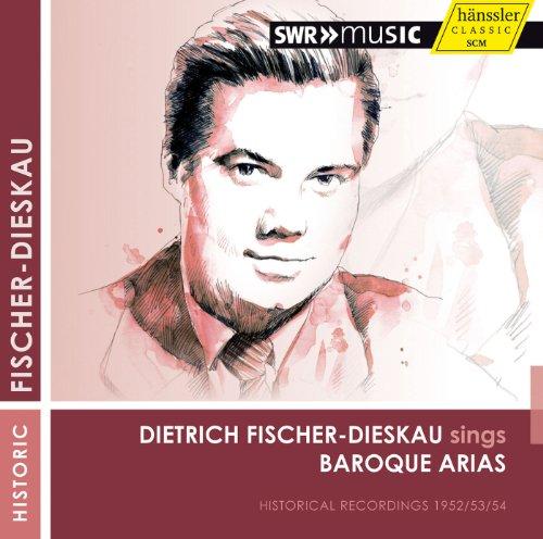 Dietrich Fischer-Dieskau singt Barock-Arien