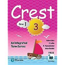 ActiveTeach Crest Grade 3, Term 1 (Combo)