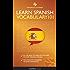 Learn Spanish - Word Power 101 (English Edition)