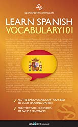 Learn Spanish - Word Power 101 (English Edition)