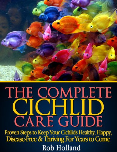 The Complete Cichlid Care Guide - My 20 Years Personal Journey Keeping Cichlids Thriving (English Edition) (African Cichlid Fisch)