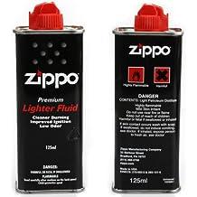 King Magic Zippo U.S.A. - Juego de 2 botes de gas para mechero, 2 botes