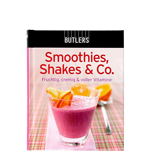BUTLERS KOCHBUCH Mini Smoothies, Shakes & Co. (Daniel Smoothie)