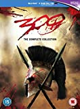 300 / 300: Rise of an Empire [2 Film Collection] [Blu-ray] [2007] [Region Free]