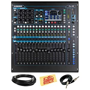 ALLEN&HEATH QU-16 MIXER DIGITALE