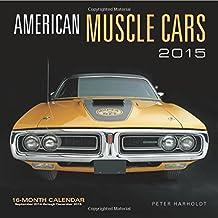 American Muscle Cars Mini Calendar