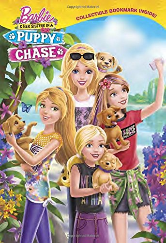 Image of Barbie & Her Sisters in a Puppy Chase (Barbie) (Barbie Chapters)