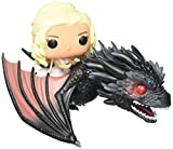 FunKo POP! Rides - Game of Thrones: Drogon & Daenerys