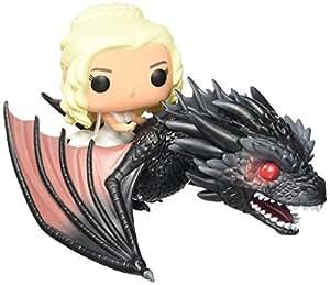 Funko Il Pop Vinile Il Trono di Spade Drogo e Daenerys, Colore Standard, 7235