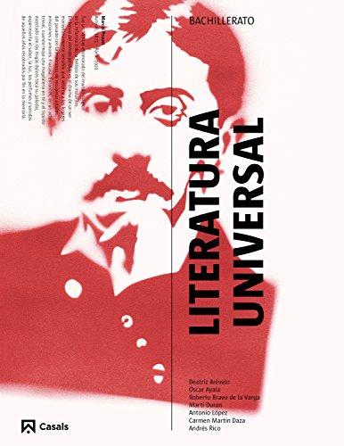 Literatura universal 1 Bachillerato (2015) - 9788421848692 por VV.AA.
