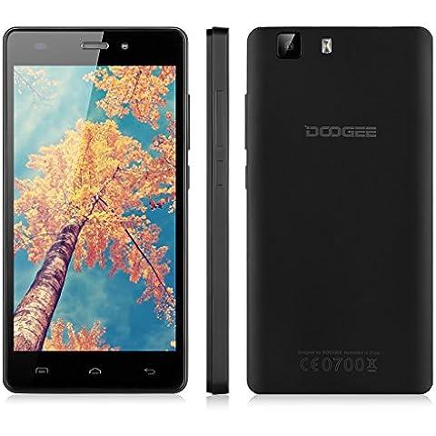 Doogee X5 Pro - Smartphone libre 4G Lte (pantalla 5