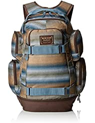 Burton Distortion Daypack Mochila, unisex, Daypack DISTORTION, Beach Stripe Print, 29 x 20.5 x 47 cm, 29 Liter