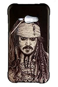dk Printed Back Cover for Samsung j1Ace