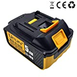 18V 5.0Ah BL1850B Lithium-Ionen-Akku mit LED-Betriebsanzeige (5.0Ah)