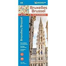 Plan Bruxelles Michelin