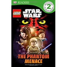 Lego Star Wars: The Phantom Menace (DK Readers: Level 2)