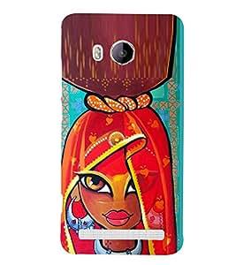 Colors Of India 3D Hard Polycarbonate Designer Back Case Cover for Vivo Xshot