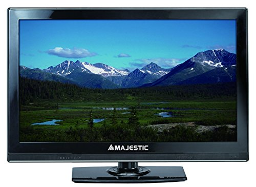 "New Majestic DVX-2154D S2 LED MP09 15.6"" Full HD Nero"