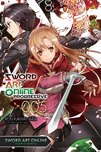 Sword Art Online Progressive 5 (light novel) (English Edition) por Reki Kawahara