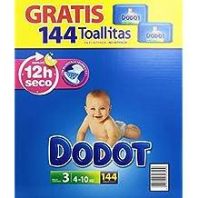 Dodot - Pañales para bebé, talla 3, ...