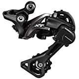 Shimano Deore XT RDM781SGSL - Cambio 10 Velocidades Shadow Sgs Direct, color negro