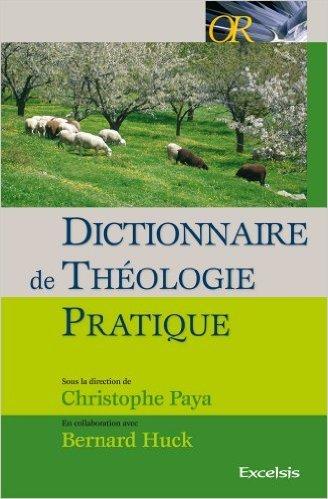 Dictionnaire de thologie pratique de Christophe Paya ,Raphal Anzenberger ,Samuel Bntreau ( 15 novembre 2011 )
