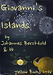 Giovanni's Islands: Yellow Books I-IV (English Edition)