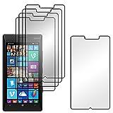 ebestStar - Pack x5 Film Protection Nokia Lumia 930 Protecteur d'écran Plastique...