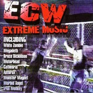 Ecw Extreme Music