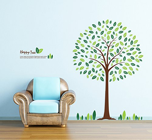 ufengker-under-the-bodhi-tree-bodhi-tree-and-birds-wall-decals-living-room-bedroom-removable-wall-st