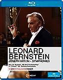 Joseph Haydn: Symphonies [Wiener Philharmoniker; Leonard Bernstein ] [C Major Entertainment: 746504] [Blu-ray]