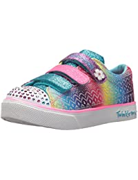 Skechers Twinkle Breeze 2.0-Sunshine, Zapatillas para Niñas