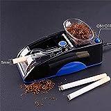 Máquina de Tabaco Electrica Manual Automática Accesorios de Cigarrillos Color Azul (58003 azul)