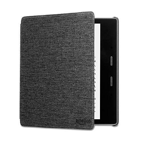 Custodia in tessuto che protegge dall'acqua per Kindle Oasis, nero antracite -  Solo per dispositivi di 10ª generazione (modello 2019) e 9ª generazione (modello 2017)