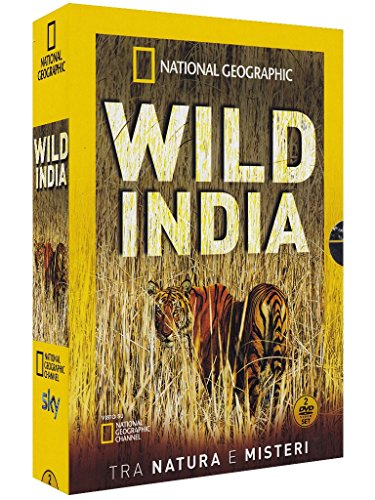 Wild India (Box 2 Dvd + Booklet) (National Geographic)