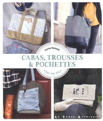 Cabas, trousses et pochettes par Corine Romeyer