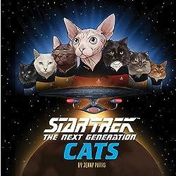 Star Trek: The Next Generation Cats (Star Trek Cats)