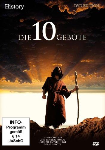 History - Die zehn Gebote
