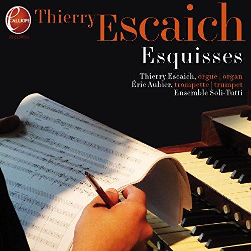 Thierry Eschaich : Esquisses