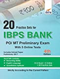 #2: 20 Practice Sets for IBPS PO/MT Preliminary Exam with 5 Online Tests