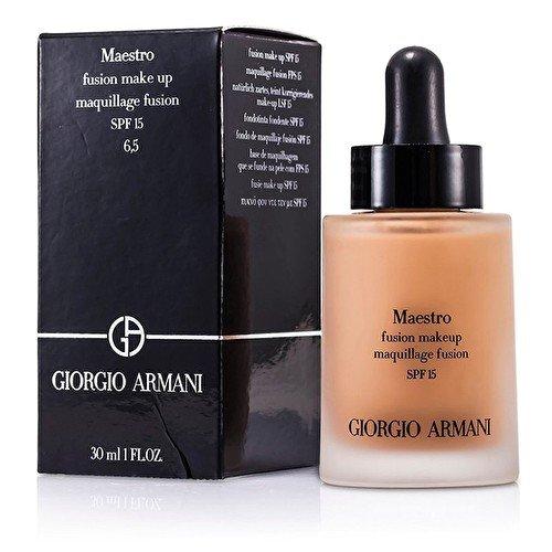 Giorgio Armani Maestro Fusion Make Up Foundation SPF 15 - # 6.5 30ml