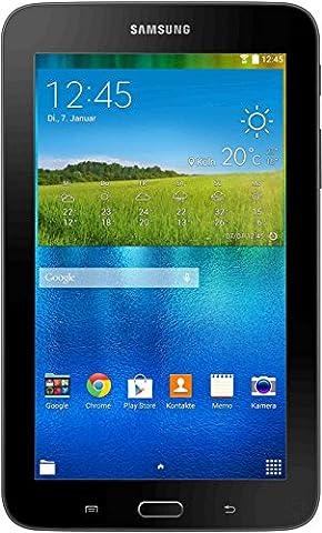 Samsung Galaxy TAB 3 7.0 lite SM-T113NYKADBT 17,78 cm (7 Zoll) Tablet-PC (Quad-Core-Prozessor, 1 GB, Android 4.4)