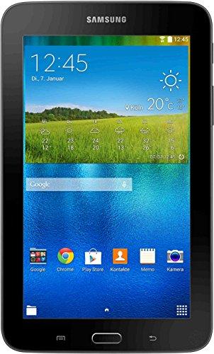 Samsung Galaxy TAB 3 7.0 lite SM-T113NYKADBT 17,78 cm (7 Zoll) Tablet-PC (Quad-Core-Prozessor, 1 GB, Android 4.4) schwarz
