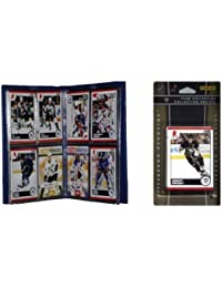 Topps NHL Pittsburgh Penguins Licensed 2010 Score Team Set and Storage Album